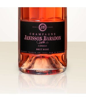 Janisson-Baradon Brut Rosé DEMI
