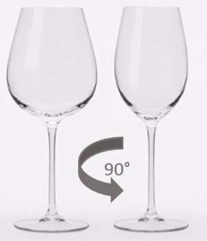 Vinoval Oval liquor glass - Set of 2