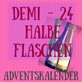 Präsente Advent Calender with 24 Demi Bottles