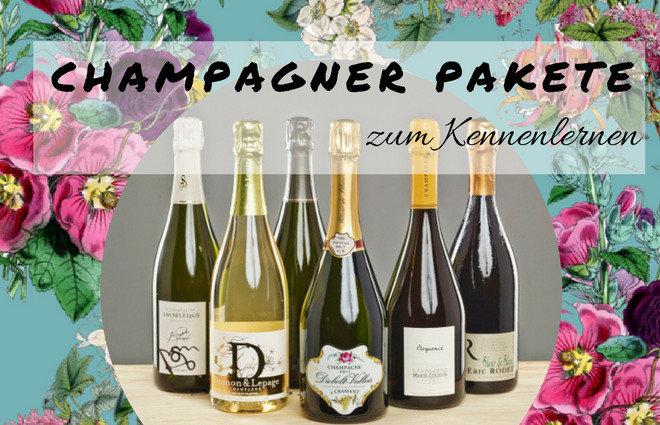 Champagner Pakete