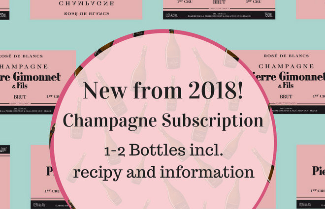 Champagne Subscription