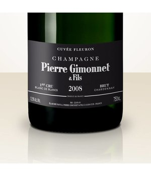 Pierre Gimonnet Cuvée Brut Fleuron Brut 1er Cru 2009 MAGNUM