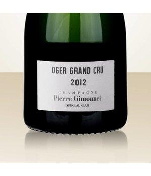 Pierre Gimonnet Cramant Grand Cru Spécial Club 2012
