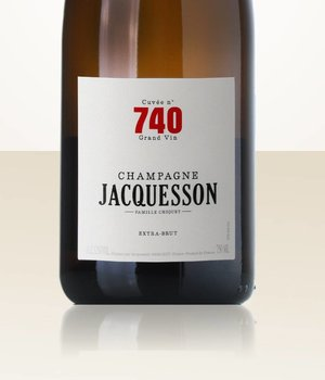 Jacquesson Extra Brut 741