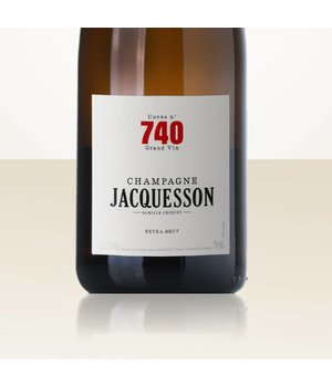 Jacquesson Extra Brut 740