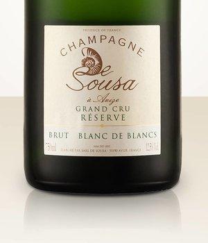 De Sousa & Fils Blanc de Blanc Reserve Magnum