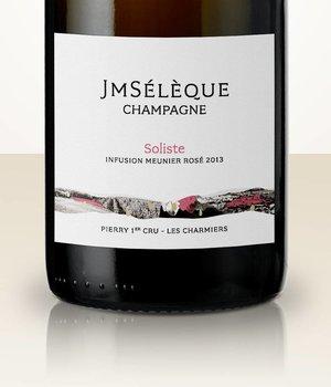 J-M Sélèque Solistes - Infusion Meunier - Extra Brut Rosé