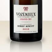 """Robert Moncuit Lieu dit d'Oger """"Les Vozémieux"""" 2010"""