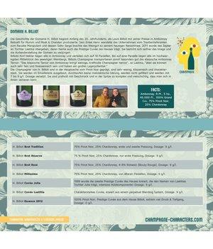 H. Billiot Producer Information