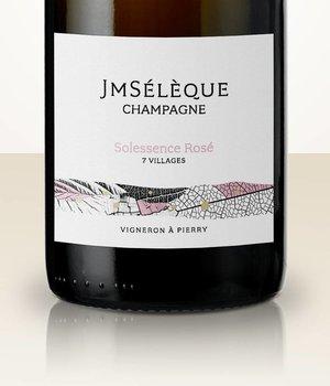 J-M Sélèque Solessence - Brut Rosé - MAGNUM