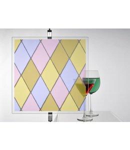 Glas in lood folie VTL530