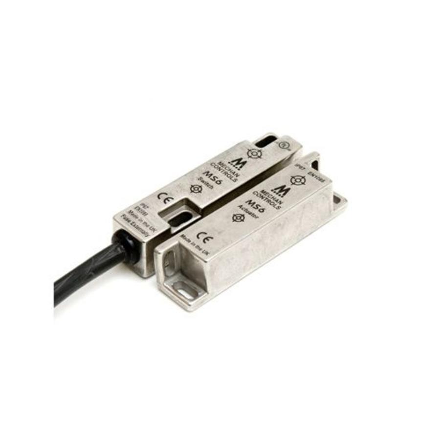 Berührungslose magnetische Sicherheitsschalter MS6-SS