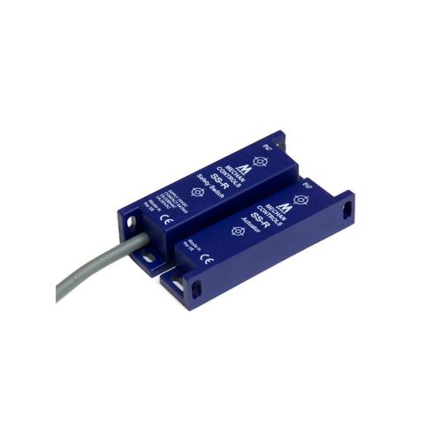 Non-contact coded electronic safety sensor SS-R