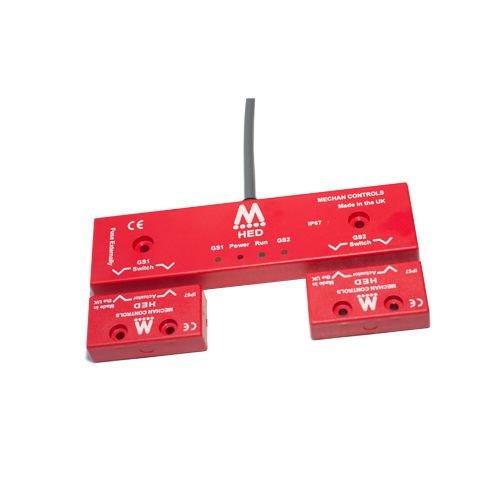 Magnetic safety sensor HED