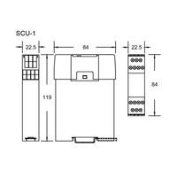 Auswertegeräte SCU-1