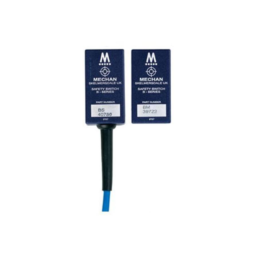 Electronisch gecodeerde contactloze veiligheidsschakelaar B-TYP