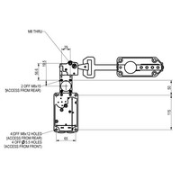 fortress interlocks slidebar operated solenoid saf fortress interlocks slidebar operated solenoid safety interlock fortress interlock wiring diagram at highcare.asia