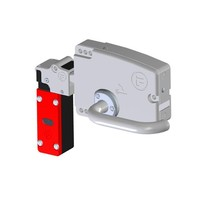 Handle operated safety interlock switch