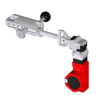 Slidebar operated safety interlock switch Ex with internal release