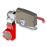 Handle operated safety interlock switch Ex with internal release