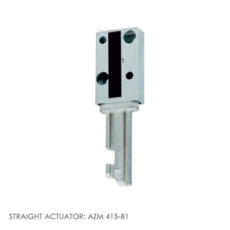Actuator operated solenoid safety interlock switch Ex