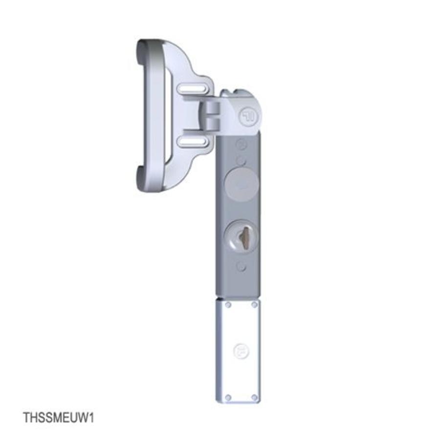 Vergrendelbare veiligheidsschakelaar met handvatbediening