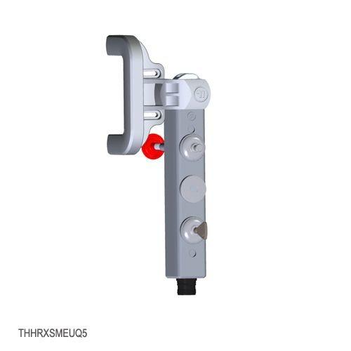 Vergrendelbare veiligheidsschakelaar met noodontgrendeling