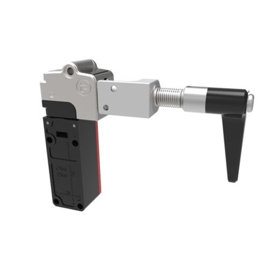 Sicherheitsschalter mit Griffbetätiger
