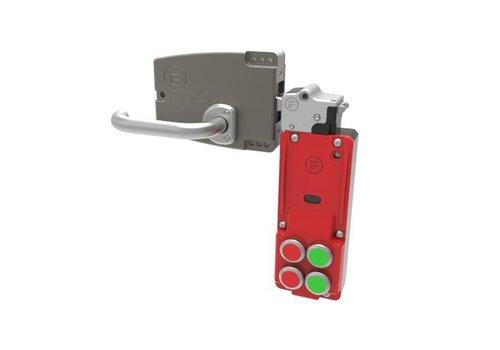 Sicherheitszuhaltung aus Metall PLe mit  EN2T6LL411