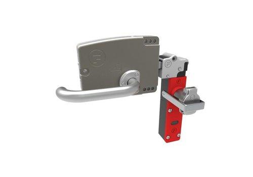 Safety switch steel PLe with safety key EN2T6EKL1ST401