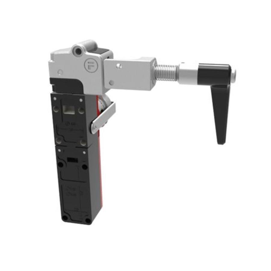 Sicherheitsschalter mit Griffbetätiger und Sicherheitsschlüssel
