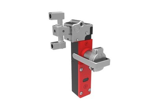 Veiligheidsschakelaar staal PLe met veiligheidssleutel TA2T6EKL1ST401