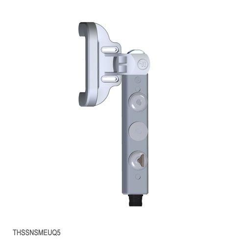 Sicherheitsschalter mit Zuhaltung und Sicherheitsschlüssel
