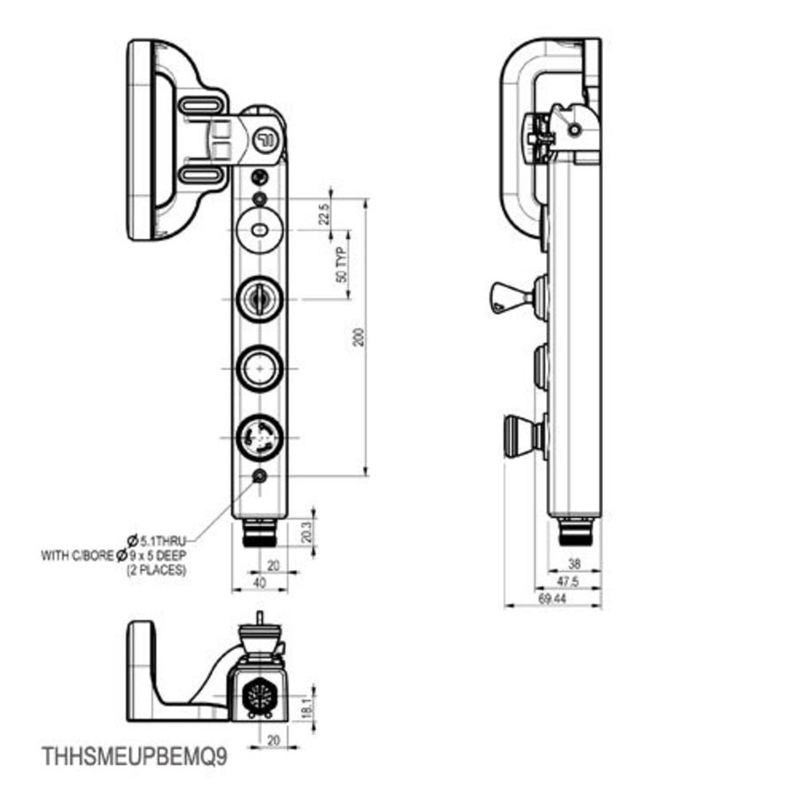 fortress interlocks handle operated solenoid safet fortress interlocks handle operated solenoid safety interlock fortress interlock wiring diagram at highcare.asia