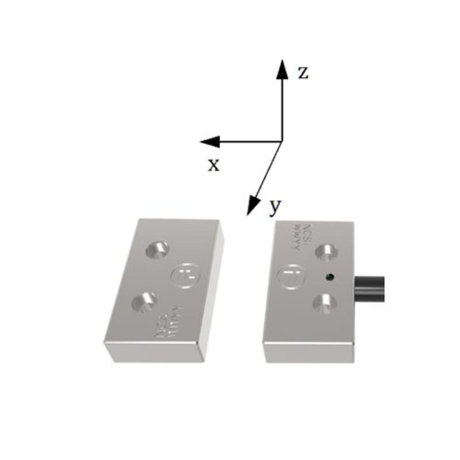 Berührungslose magnetisch codierte Sicherheitsschalter NCS