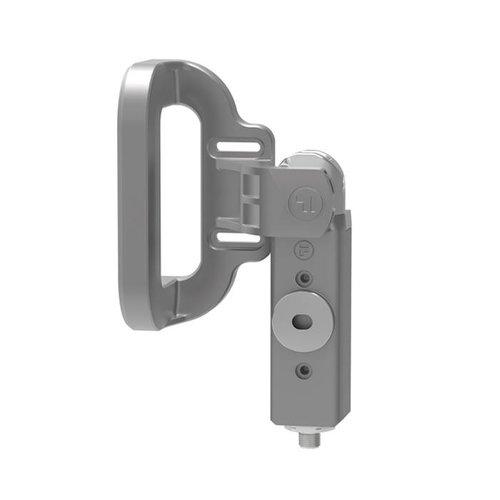 Veiligheidsschakelaar aluminium PLd met hendel THHSSQ1