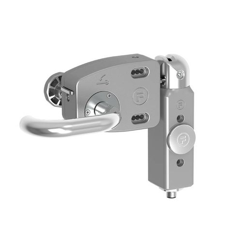 Safety switch aluminium PLd with internal release TENSSQ1