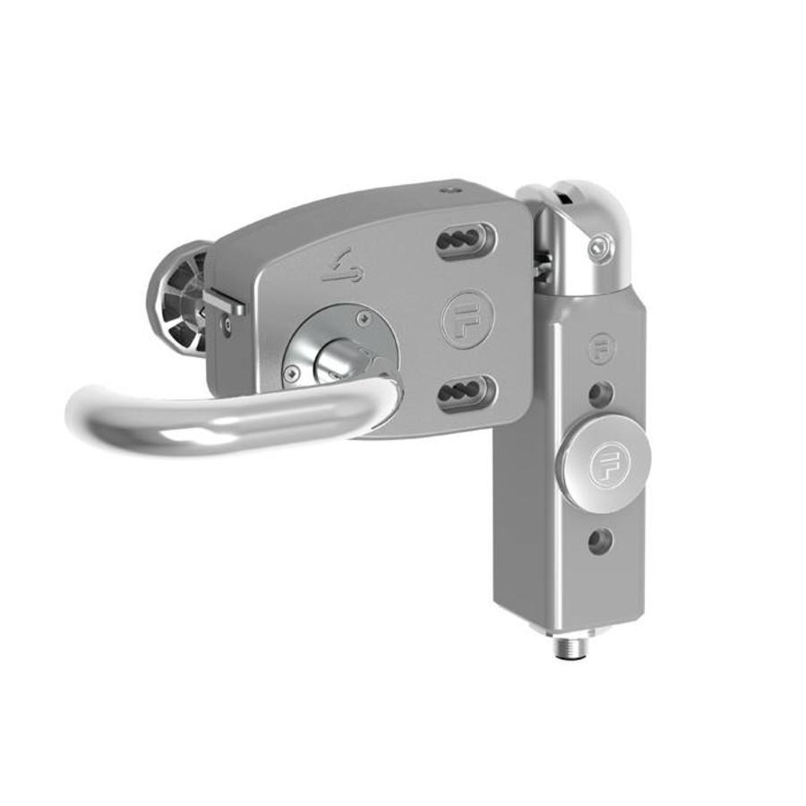 Sicherheitsschalter aus Aluminum mit Türgriff und Notentriegelung PLd