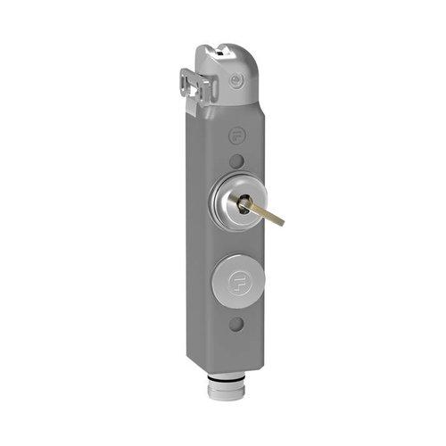 Veiligheidsschakelaar aluminium PLd met veiligheidssleutel THFSNSSQ1