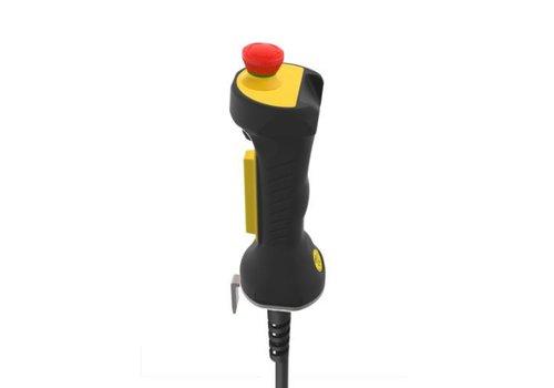 Zustimmtaster mit Sensoren und Not-Aus ZEUS SP-X-85 3