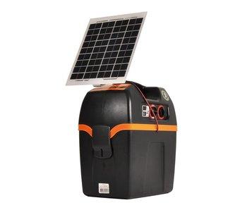 B200 inclusief 6W solar assist