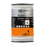 GALLAGHER PowerLine lint 12,5mm wit 100m