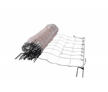 Turbonet wit, dubbele pen 90cm