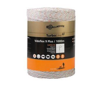 Vidoflex 9 TurboLine Plus wit 1.000m