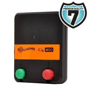 Gallagher M50 Lichtnet Schrikdraadapparaat