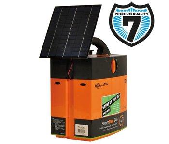 Gallagher B40 + 4W Solar assist
