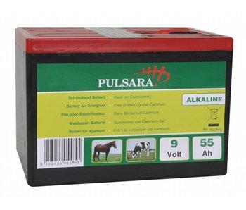Pulsara Alkaline Batterij 55Ah