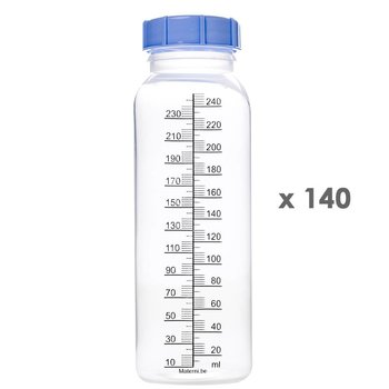 140 x Materni fles 240 ml