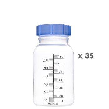 35 x Materni fles 120 ml