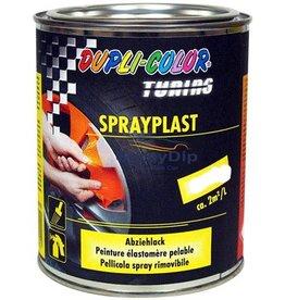 Duplicolor Sprayplast Black Glos